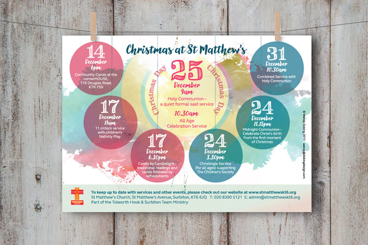 Christmas 2017 A5 flier back